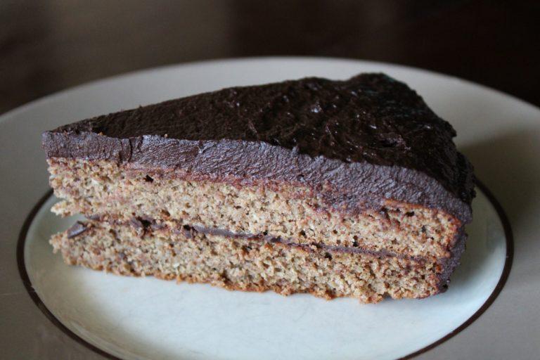 Zucchini Bread Cake 3 - Carrotgal.com