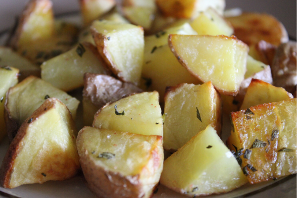 Roasted Potatoes 3 Ways Featured Image